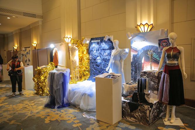 Những thiết kế tốt nghiệp đặc sắc nhất từ học viện thiết kế & thời trang London tại Hà Nội - Hình 3