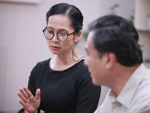 NSND Lan Hương: Ngày đầu nhìn thấy tôi, con dâu sợ... chết khiếp - Hình 6