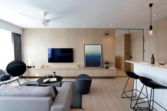 Phối đồ nhà bình dân đẹp như căn hộ cao cấp - Hình 6