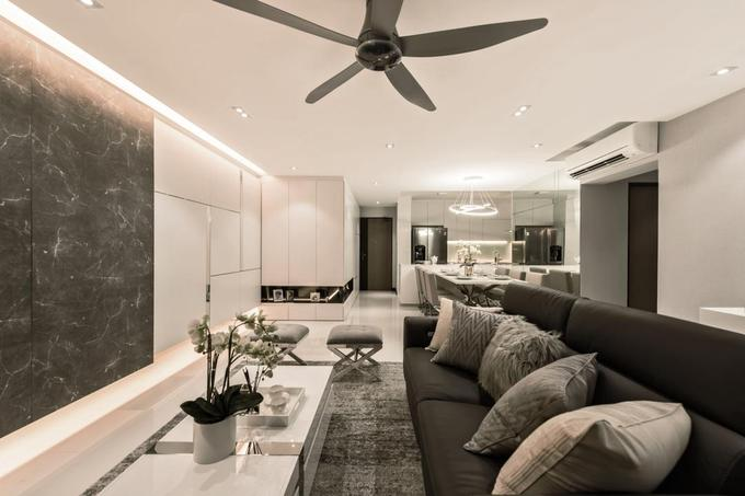 Phối đồ nhà bình dân đẹp như căn hộ cao cấp - Hình 4