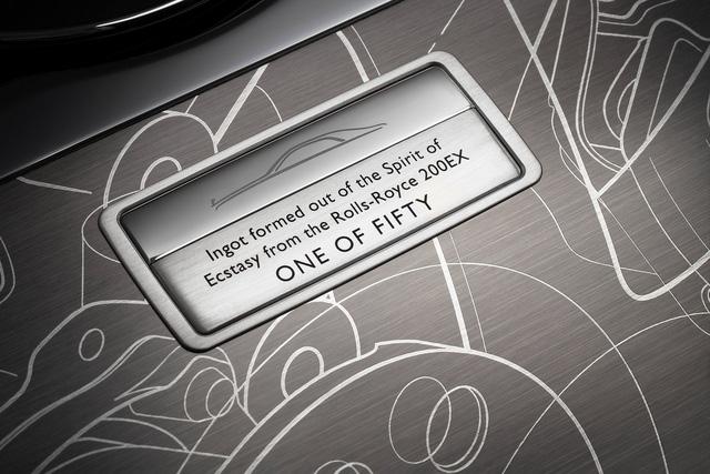 Rolls-Royce Ghost Zenith Collection: Chia tay một biểu tượng - Hình 4