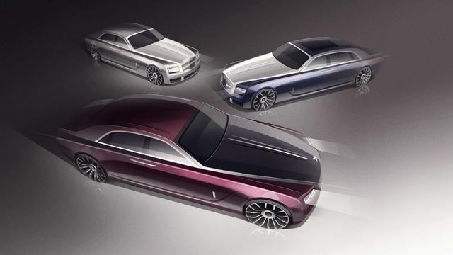 Rolls-Royce Ghost Zenith Collection: Chia tay một biểu tượng - Hình 2