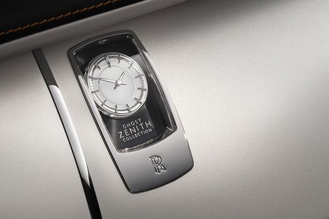 Rolls-Royce Ghost Zenith Collection: Chia tay một biểu tượng - Hình 8
