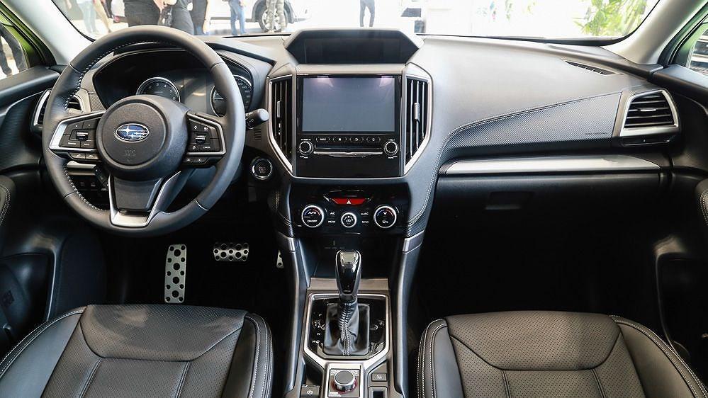 Subaru Forester 2019: SUV 5 chỗ cạnh tranh mạnh với Honda CR-V, Mazda CX-5 - Hình 12