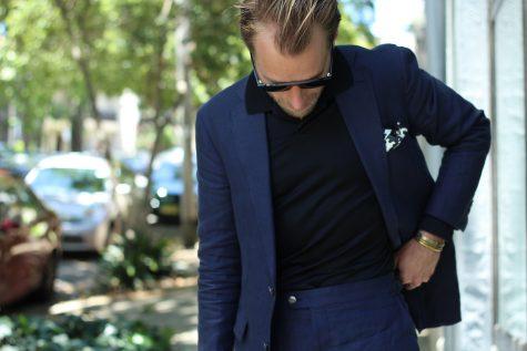 Suit xanh và giày nâu: Phối sao cho hợp bài? - Hình 8