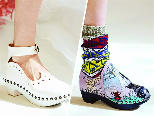 Ugly shoes - giày xấu lạ mể mẩn sao và fashionista khắp thế giới - Hình 4