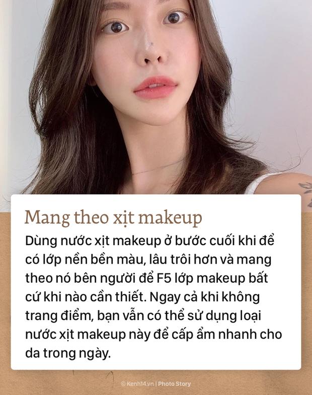 Tips giúp các nàng dù makeup sương sương vẫn giữ được nhan sắc đỉnh cao khi đi du lịch - Hình 3