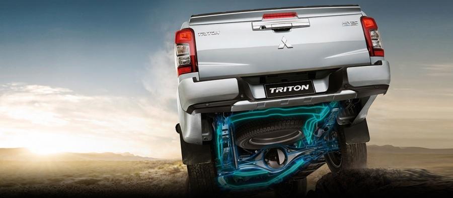 Ưu nhược điểm của xe Mitsubishi Triton cần biết - Hình 20
