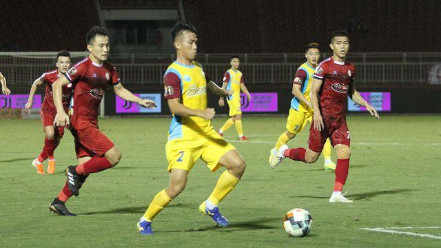 Vòng 21 V-League: sức nóng cuộc chiến giành quyền trụ hạng - Hình 2