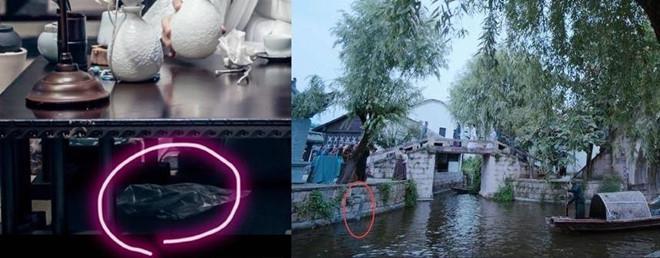 Lỗi ngớ ngẩn gây cười trong phim cổ trang Trung Quốc - Hình 2