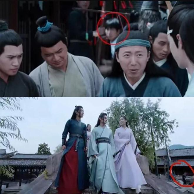 Lỗi ngớ ngẩn gây cười trong phim cổ trang Trung Quốc - Hình 4