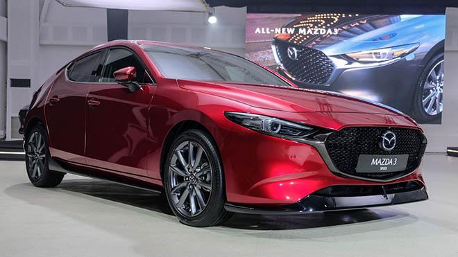 Mazda3 2019 lại bị triệu hồi do lỗi rơi gương chiếu hậu tại Bắc Mỹ - Hình 2