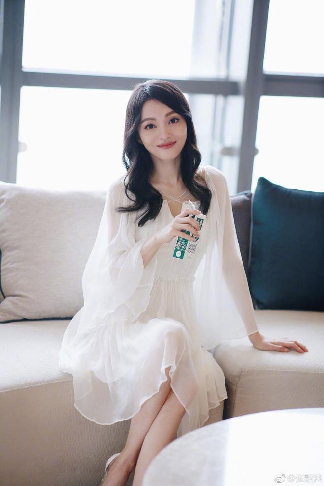 Top 4 mỹ nhân sở hữu đôi mắt đẹp nhất showbiz Hoa ngữ: Angela Baby xếp cuối, Dương Mịch phải thua 1 người - Hình 4