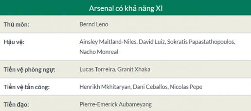 Nhận định Arsenal - Burnley: Tân binh đá chính, Pháo thủ thắng tối thiểu? - Hình 2