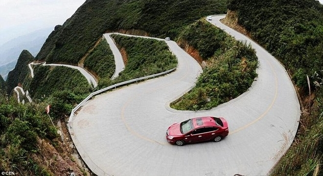 Những lưu ý sống còn tài xế nên biết khi đi ô tô trên đường đèo núi - Hình 1