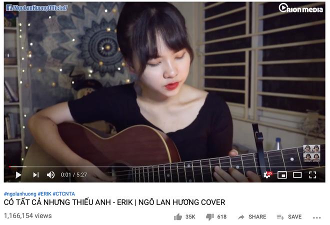 Thánh cover Hương Ly đã có đối thủ: Nữ sinh đại học Ngoại Thương cover hit Vpop nào cũng thu về cả triệu view - Hình 6