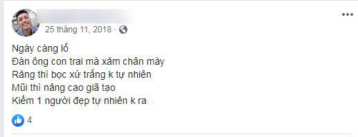 Thanh niên 6 múi khiến cả CĐM phẩn nộ vì 'cà khịa', miệt thị dàn mẫu phi giới tính của Vietnam's Next Top Model - Hình 7