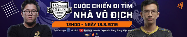 VEC Fantasy Main vs Revenge - Kẻ tám lạng người nửa cân tại Chung kết Quốc gia 360mobi CHAMPIONSHIP Series Mùa 3 - Hình 4