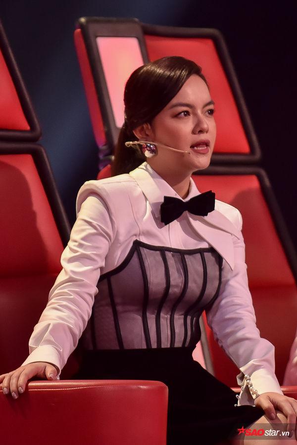 Ánh Nguyễn - Chấn Quốc - Ánh Bùi khiến Hương Giang liên tục khóc, không nỡ loại vì quá xuất sắc - Hình 9
