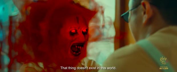 Chán chọc ma, Huỳnh Lập chuyển sang cà khịa cả quỷ trong teaser Pháp Sư Mù - Hình 1
