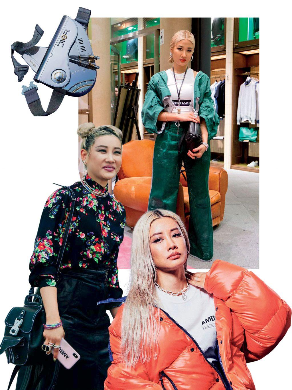 Có gì trong tủ đồ của NTK Yoon Ahn - tài nữ cá tính nhà Dior? - Hình 4