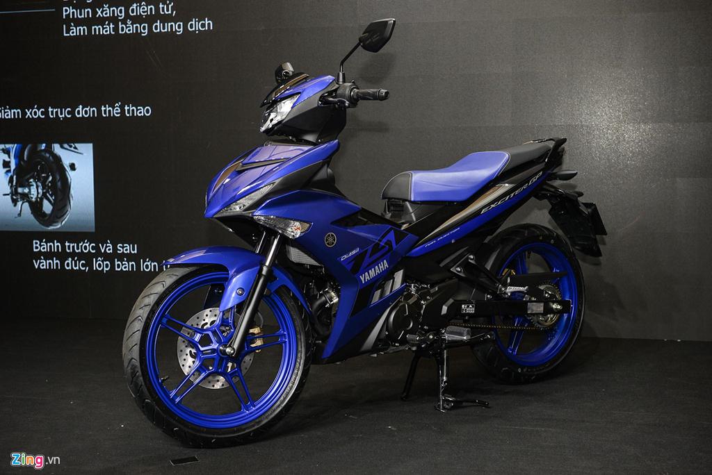 Đến bao giờ Yamaha Exciter mới được trang bị động cơ 155 VVA mới? - Hình 2