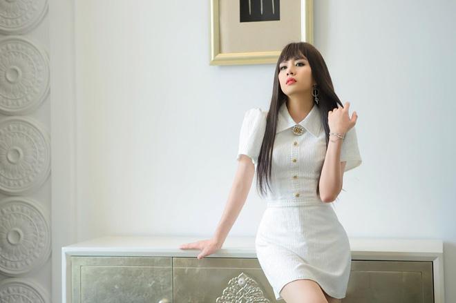 Duy Khánh nhận mưa lời khen sau màn giả gái đẹp xuất thần không kém cạnh Nira trong Chiếc lá bay - Hình 4