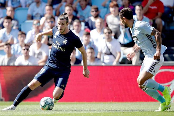 Gareth Bale và cuộc chiến tại Real Madrid - Hình 1