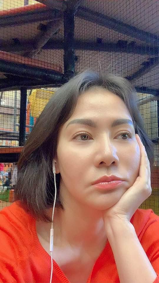 Hoa hậu Phạm Hương nhận định sống an yên tự khắc sẽ xinh đẹp - Hình 8