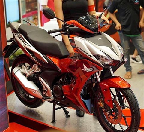 Honda Winner X giá rẻ, bán chạy trong tháng 7 - khiến Yamaha Exciter 150 2019 suy sụp - Hình 3
