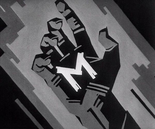 'M': Tiếng huýt sáo ác nhân, cơn ác mộng đô thị - Hình 1