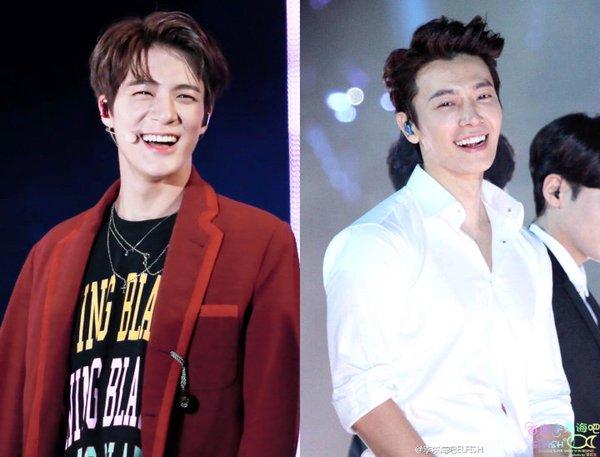 Minh chứng cho gu chọn Idol của SM: Fan ngỡ ngàng trước sự giống nhau của Jeno (NCT) và Donghae (Super Junior) - Hình 1