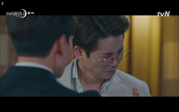 Phim Hotel Del Luna tập 11: IU bất ngờ bị thần chết hỏi thăm, Yeo Jin Goo gặp nguy hiểm khi đụng độ ác nhân - Hình 22
