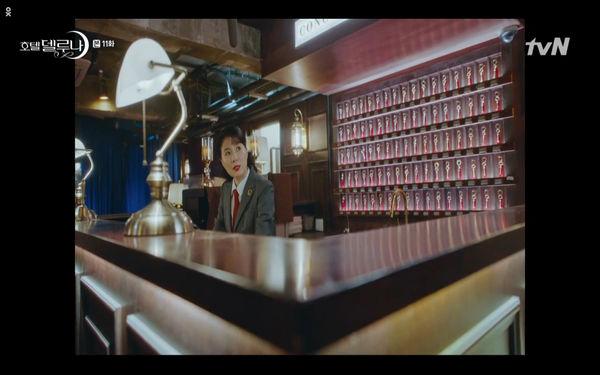 Phim Hotel Del Luna tập 11: IU bất ngờ bị thần chết hỏi thăm, Yeo Jin Goo gặp nguy hiểm khi đụng độ ác nhân - Hình 18