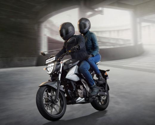 Suzuki Gixxer 250 2019 ra mắt, giá từ 2.266 USD - Hình 3