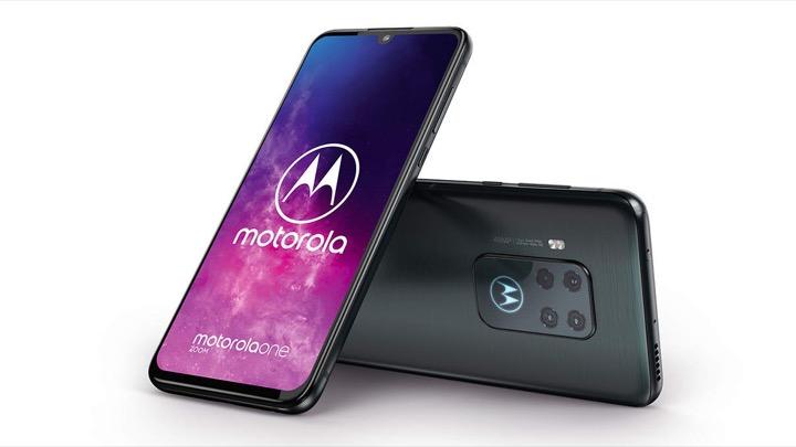 Motorola One Zoom lộ cấu hình, thiết kế với cụm 4 camera vuông - Hình 3