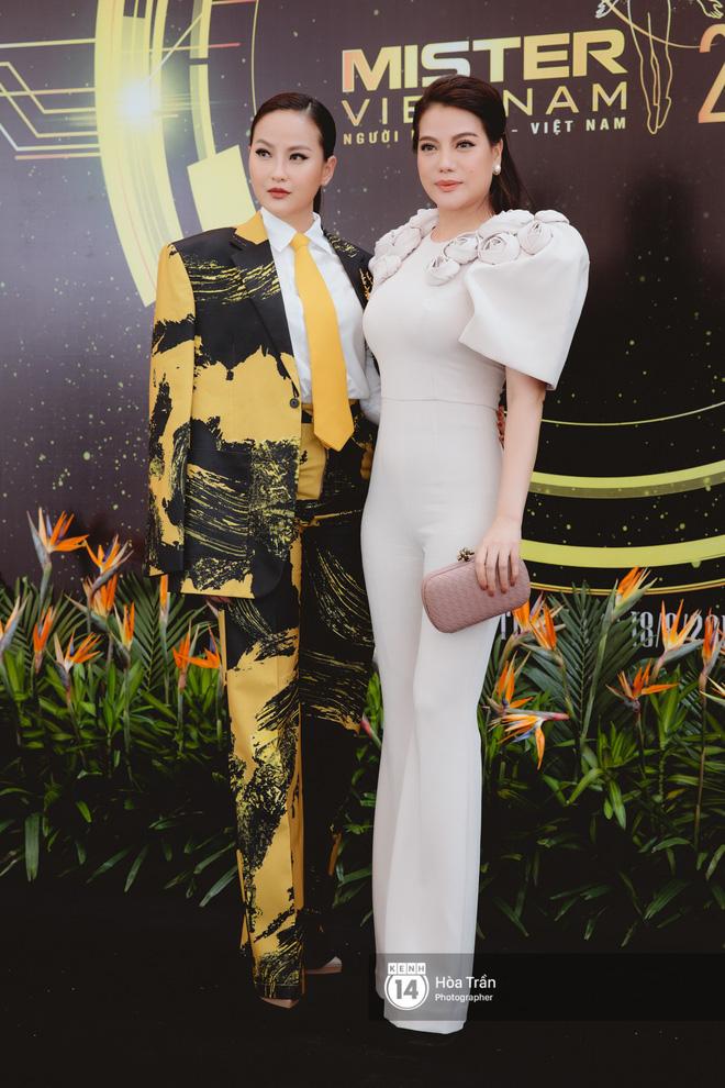 Trương Ngọc Ánh, Khánh Ngân mặc đồng điệu đọ sắc cùng dàn mỹ nhân, nam vương Vbiz tại sự kiện - Hình 9