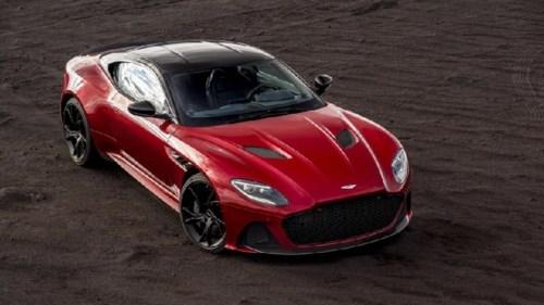 Vẻ đẹp tuyệt vời của siêu xe Aston Martin DBS Superleggera - Hình 1