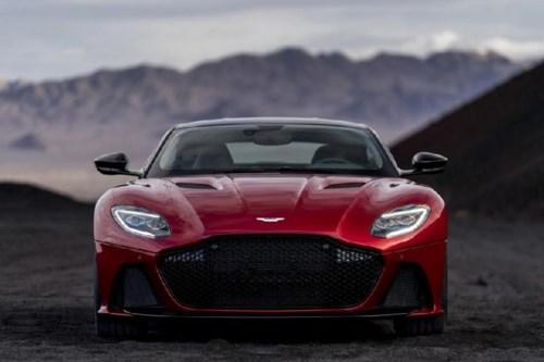 Vẻ đẹp tuyệt vời của siêu xe Aston Martin DBS Superleggera - Hình 3