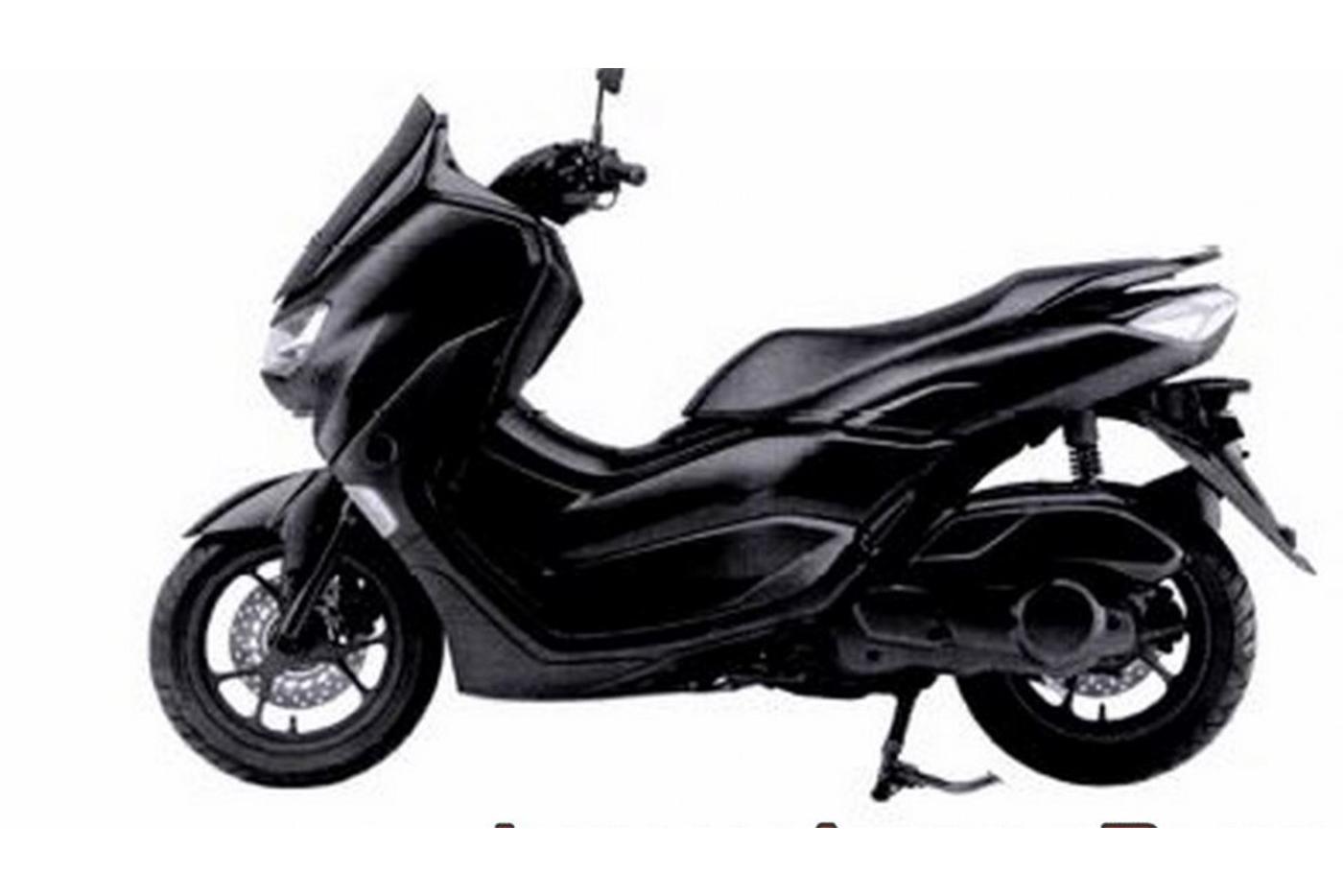 Yamaha NMax 155 2020 bị bắt gặp trên đường thử - Hình 8
