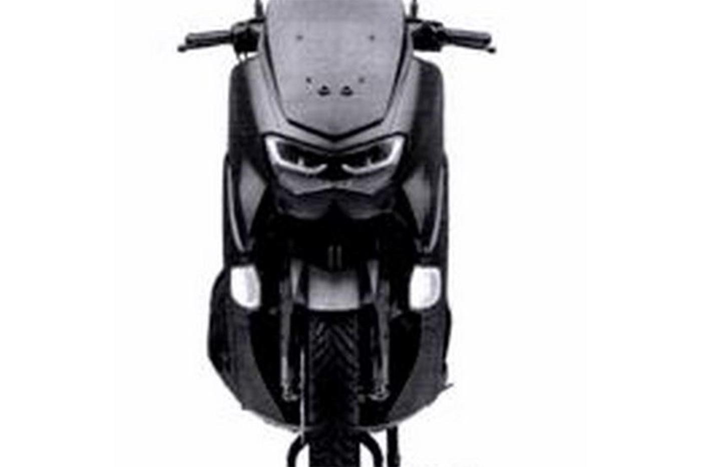 Yamaha NMax 155 2020 bị bắt gặp trên đường thử - Hình 5