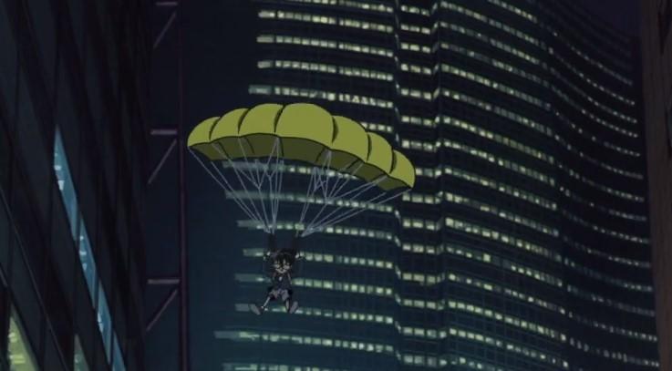 20 món trong bộ vũ khí xịn xò của Conan, nếu kể sương sương được 10 món thì chắc chắn bạn đã có một tuổi thơ dữ dội - Hình 10