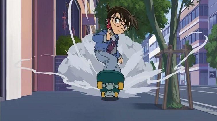 20 món trong bộ vũ khí xịn xò của Conan, nếu kể sương sương được 10 món thì chắc chắn bạn đã có một tuổi thơ dữ dội - Hình 7