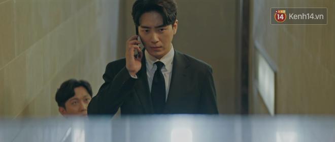 6 cảnh chấn động của Lee Joon Hyuk ở Tổng Thống 60 Ngày: Con tàu chỉ có một thuyền trưởng, tôi là người đó! - Hình 15