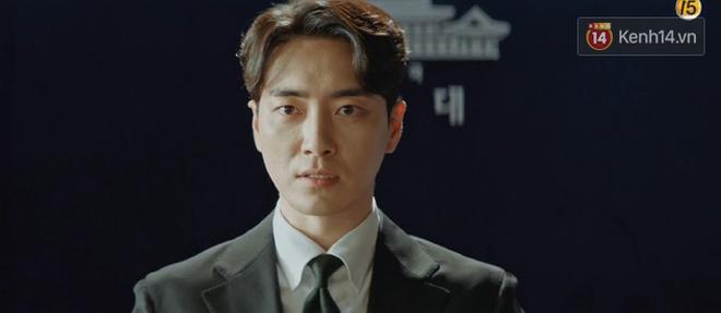 6 cảnh chấn động của Lee Joon Hyuk ở Tổng Thống 60 Ngày: Con tàu chỉ có một thuyền trưởng, tôi là người đó! - Hình 13