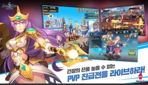Arcane Soul Online: Revolution - Thêm tựa game RPG xứ Hàn đậm chất Manhwa chính thức ra mắt - Hình 3