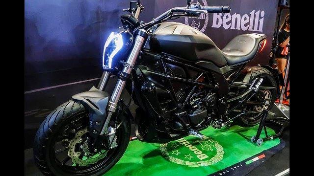 Benelli 502C 2019 có giá từ 166 triệu đồng, thiết kế ngỡ như Ducati Diavel - Hình 8