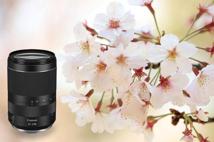 Canon ra mắt ống kính du lịch RF24-240mm f/4-6.3 IS USM giá 25 triệu - Hình 2