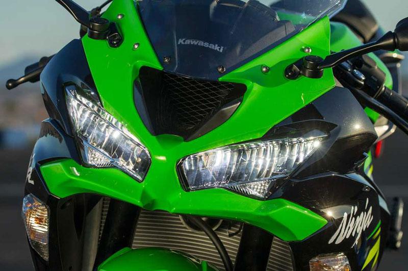 Chi tiết Kawasaki Ninja ZX-6R 2019 nâng cấp hoàn toàn mới - Hình 5