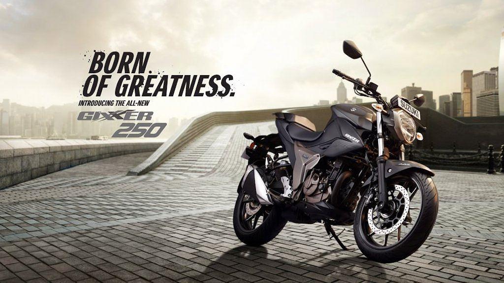 Giá siêu rẻ chỉ 52 triệu, mô tô phân khối lớn Suzuki Gixxer 250 có gì hấp dẫn? - Hình 1